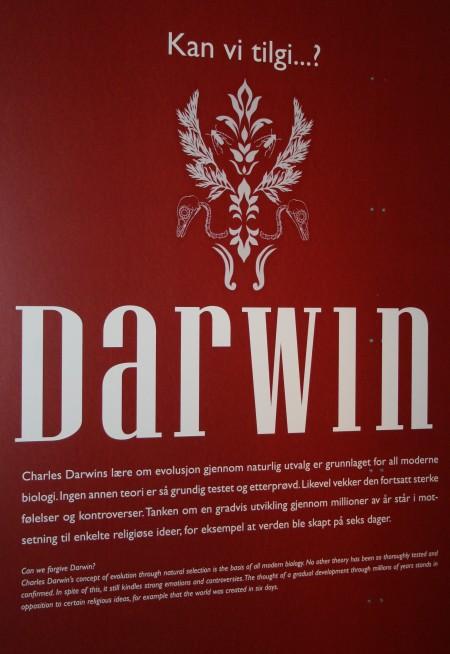Darwin exibition, Oslo